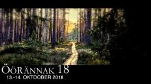 Öörännak 18 13.-14. oktoober 2018