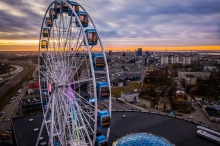 Võida VIP-elamus Skywheel of Tallinn vaaterattal!